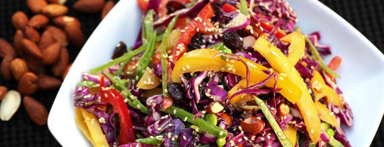 Crunchy-Satay-Salad